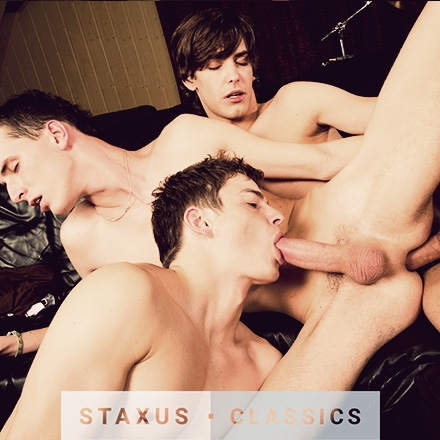 Staxus Classic: Coming Out - Scene 2 - Remastered in HD