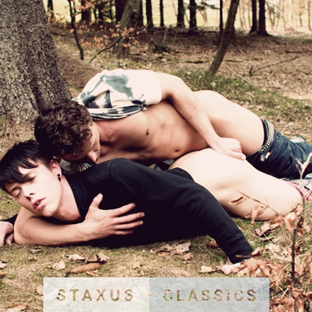 Staxus Classic: Bareback Road Trip - Scene 2 - Remastered in HD