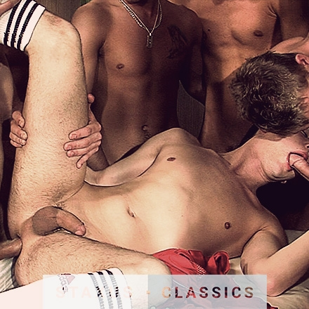 Staxus Classic: World Soccer Orgy - Scene 6 - Remastered in HD