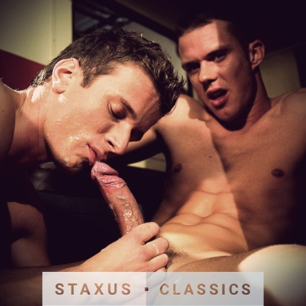 Staxus Classic: Raw Heroes - Scene 2 - Remastered in HD